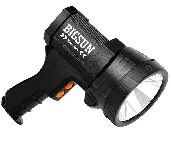 Bigsun Q953 Flashlight