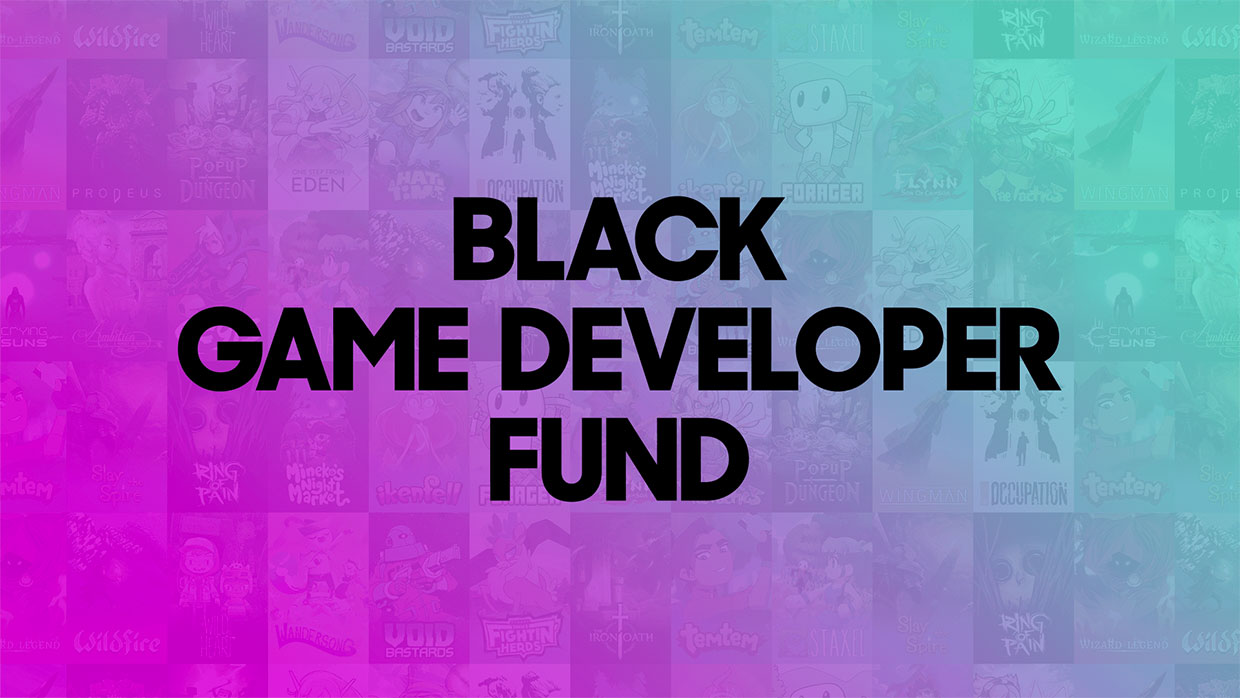 Humble Black Game Developer Fund