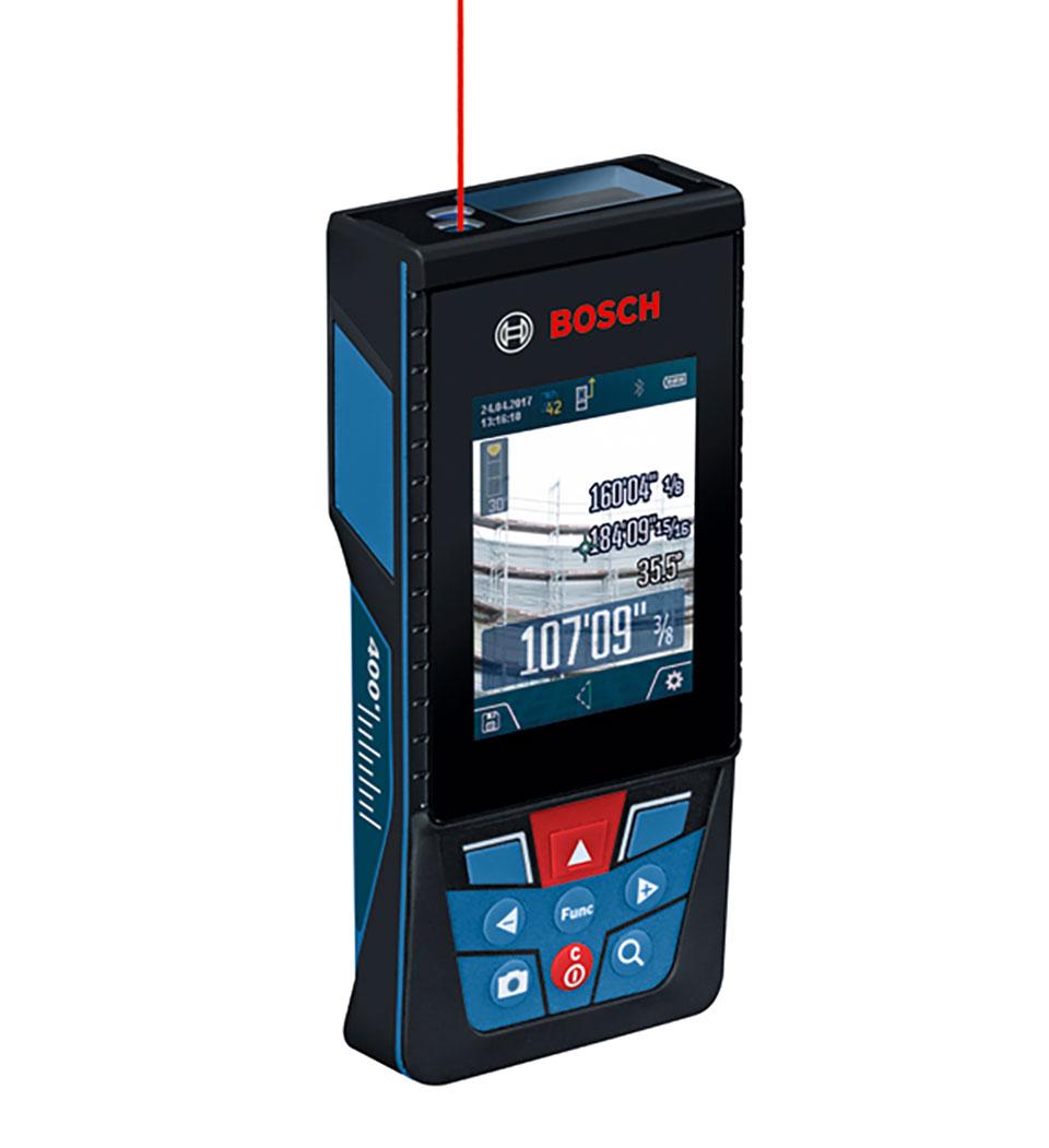 Bosch Blaze Laser Measure