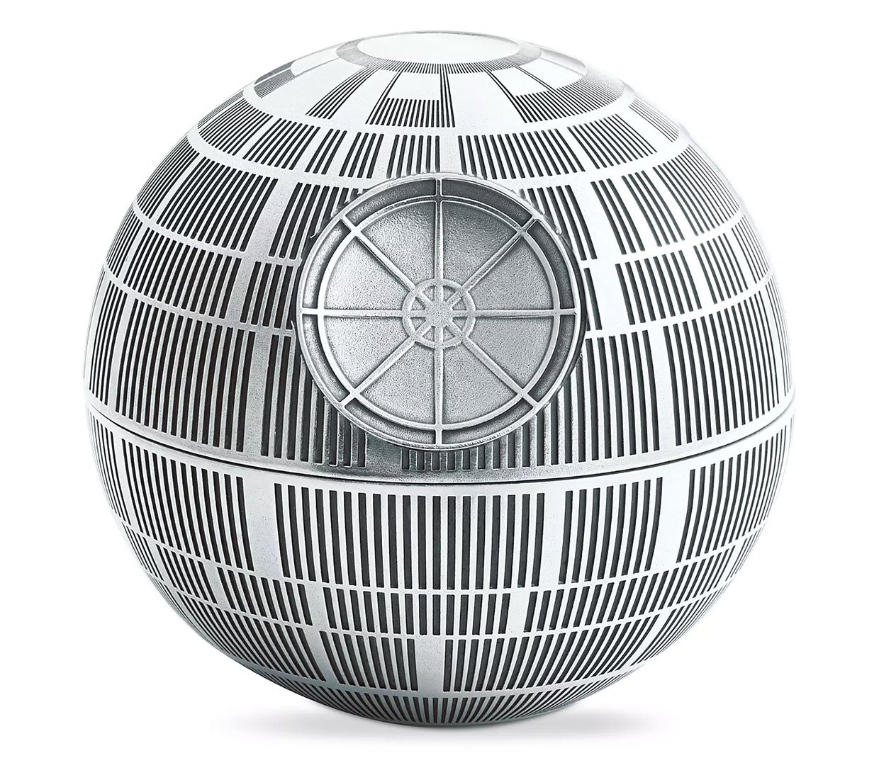 Pewter Death Star Container