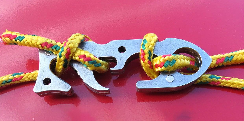 Diesel Fish Rope Tie