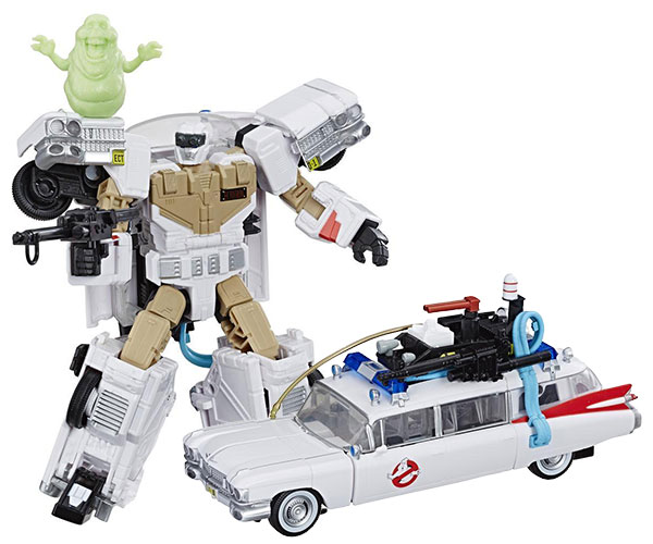 Transformers x Ghostbusters Ectotron