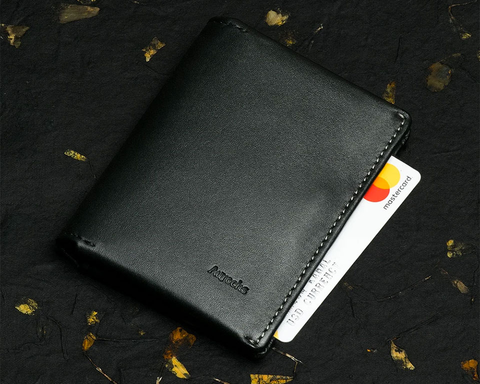 Gravity Bifold Wallet