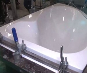 How Bathtubs Are Made