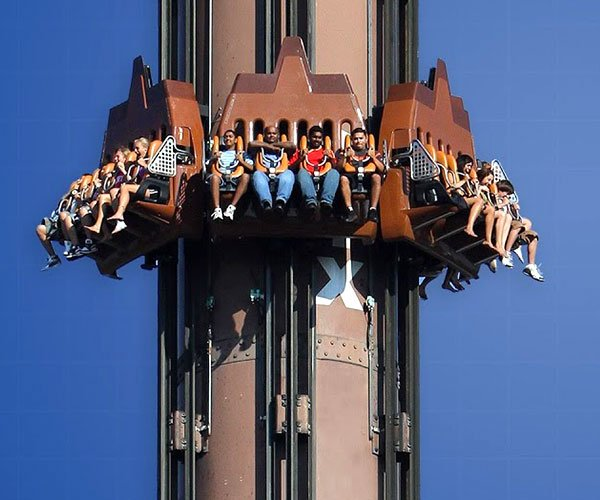 How Drop Tower Rides Work