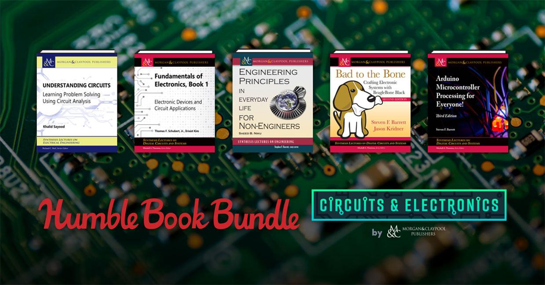 Humble Circuits & Electronics Bundle