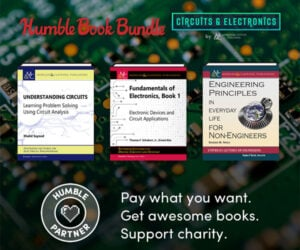 Humble Circuits & Electronics Bundle