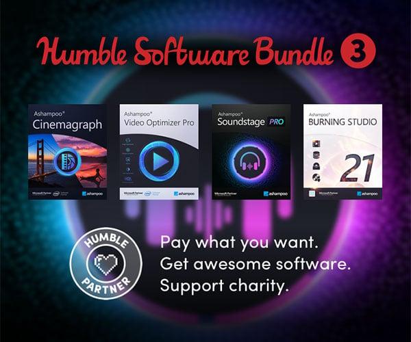 Humble Software Bundle 3