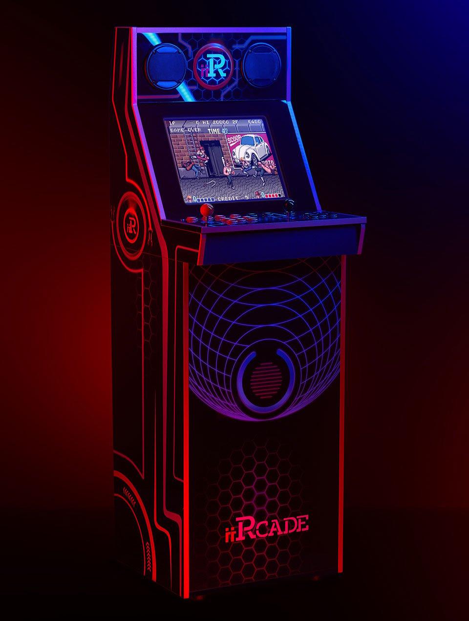 iiRcade Arcade System