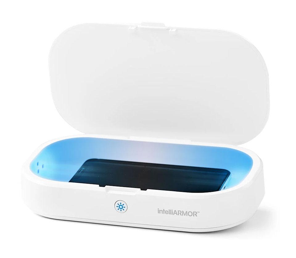 UVSHIELD+ 360° Phone Sanitizer