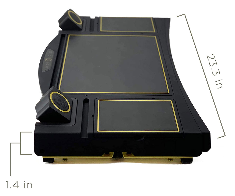 Aeon Gold Lagio Laptop Desk