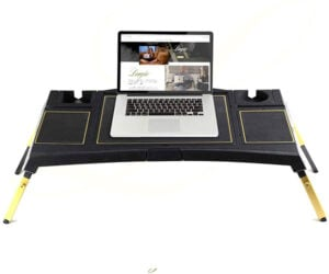 Aeon Gold Lagio Laptop Desk