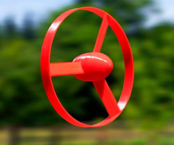 Flying Flywheels
