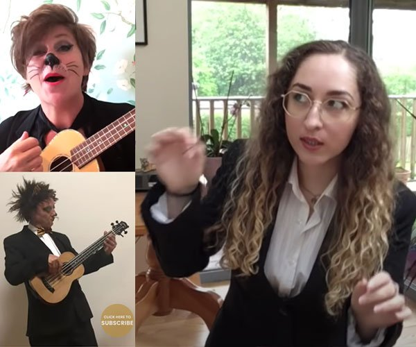 The Love Cats: Ukulele Edition