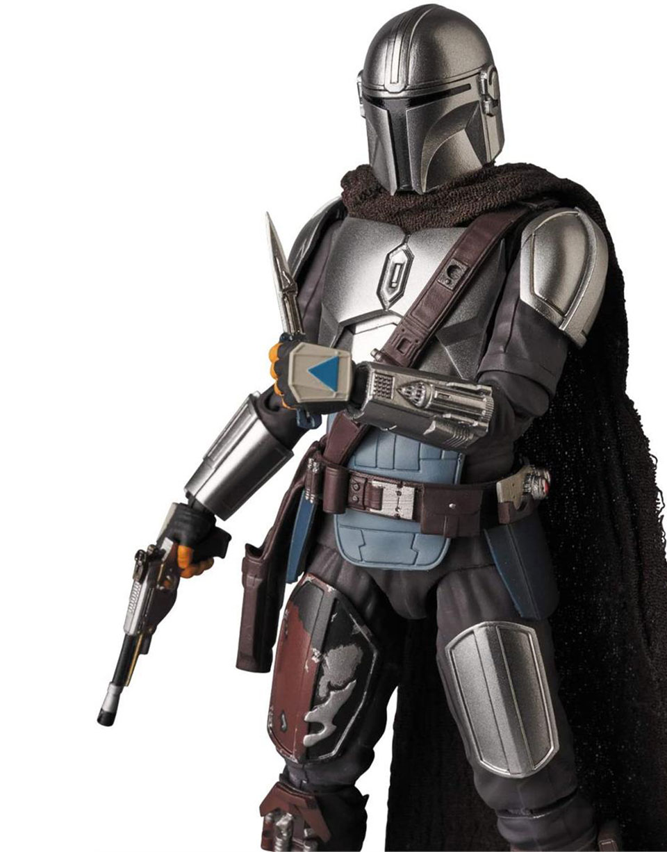 MAFEX The Mandalorian Figure
