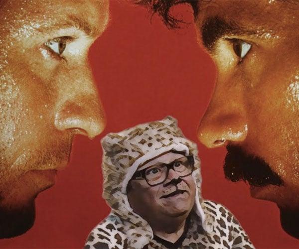 DJ Cummerbund: Man-Cheetah