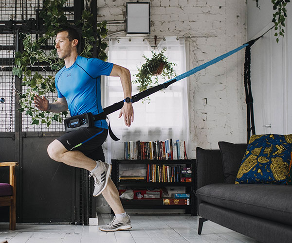 MoonRun Portable Cardio Trainer