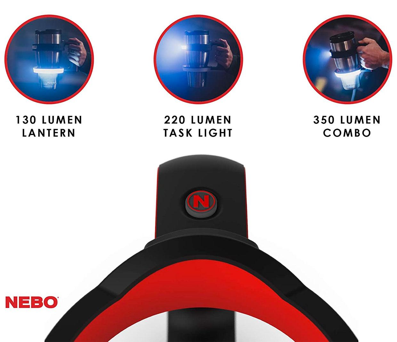 NEBO Glow Tumbler Handle