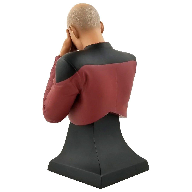 Picard Facepalm Bust 2.0