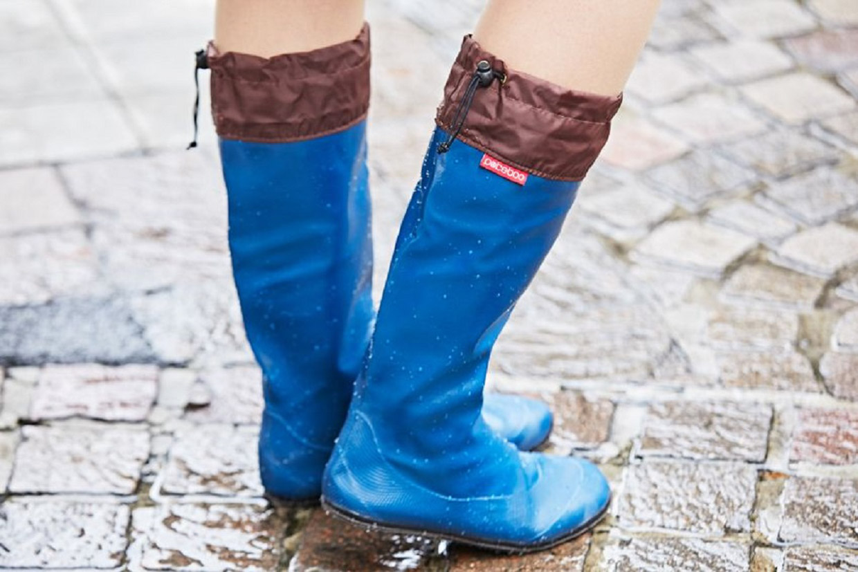Pokeboo Packable Rain Boots