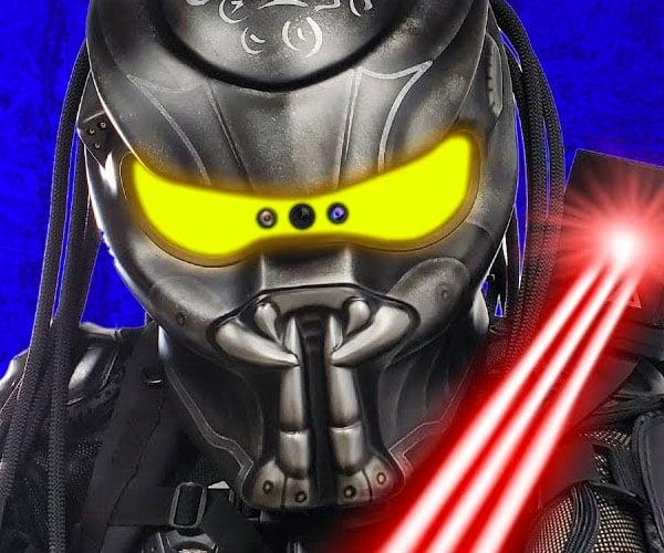 Predator Thermal Vision Helmet