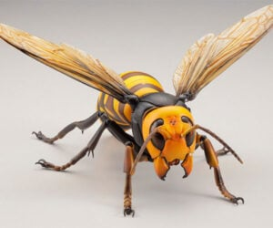 Murder Hornet Action Figure