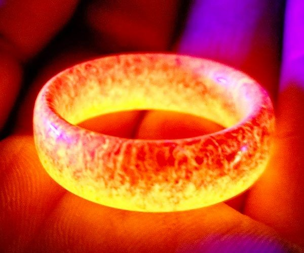 Ring of Fire Glow Ring