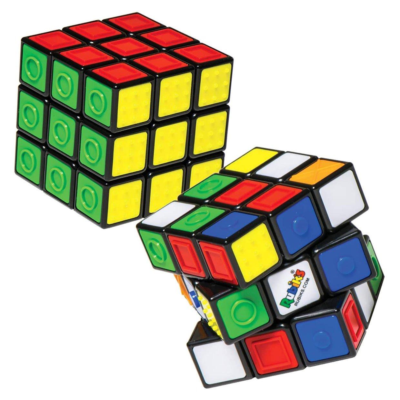 Tactile Rubik's Cube