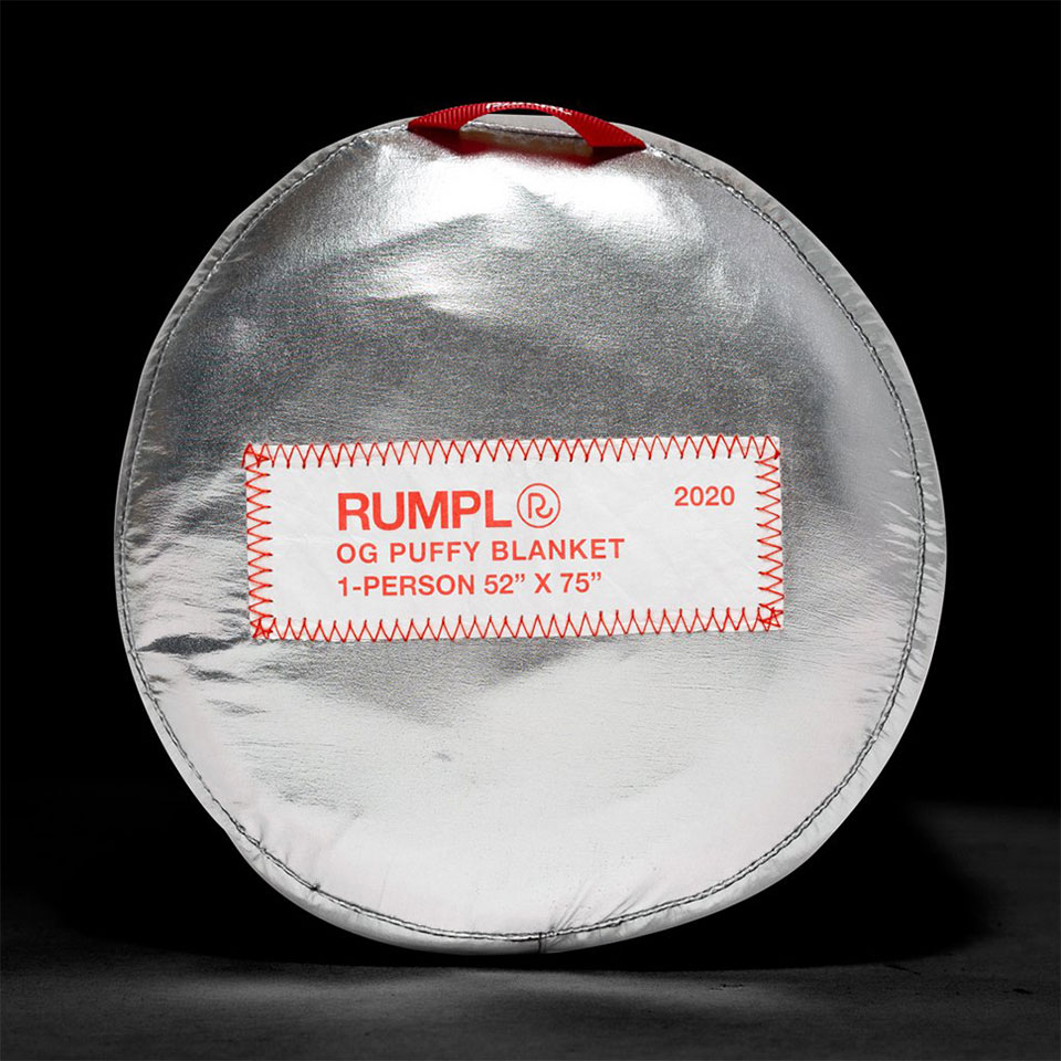 RUMPL x NASA Puffy Blankets