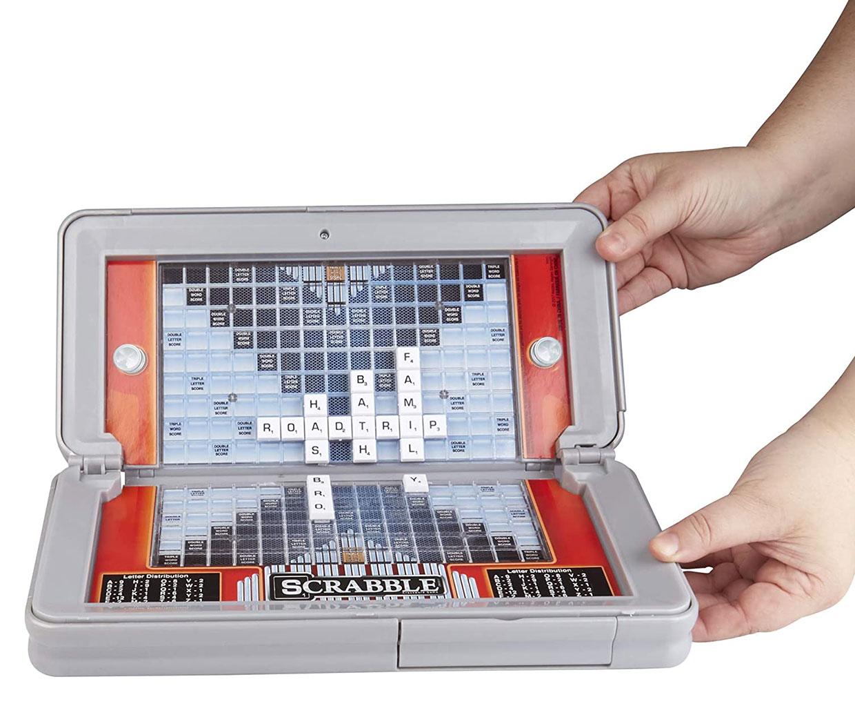 Scrabble Road Trip Edition