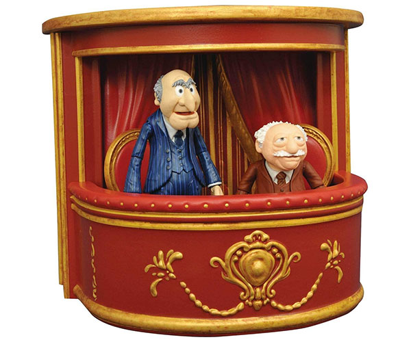 Statler & Waldorf Action Figure Set