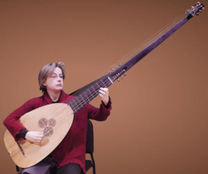The Baroque Theorbo