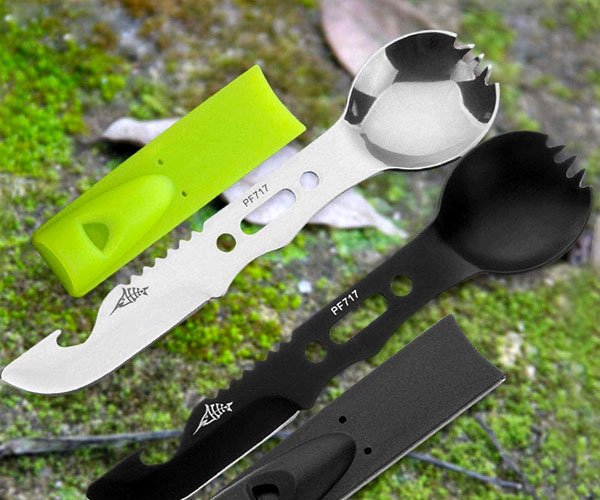 PF717 Tactical Spork