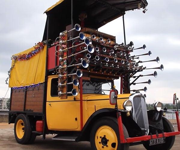 World's Horniest Truck