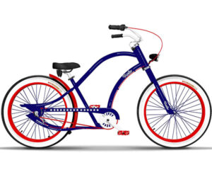 Vivelo Chopper USA Beach Cruiser