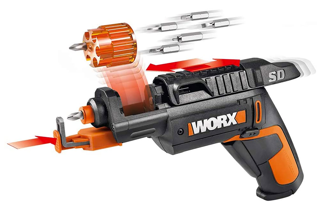 Worx SD Semi-Auto Screwdriver