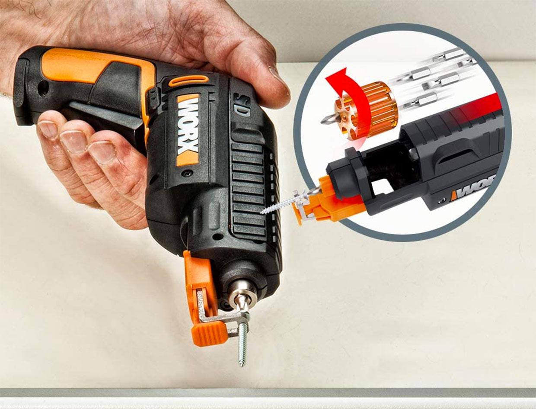 Worx SD Semi-Auto Screwdriver