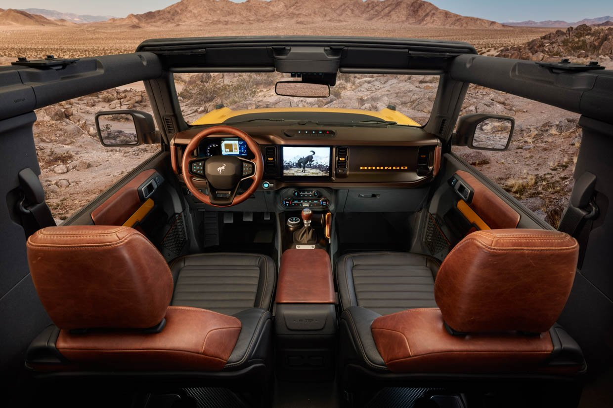 The 2021 Ford Bronco Is Everything We Hoped It Would Be