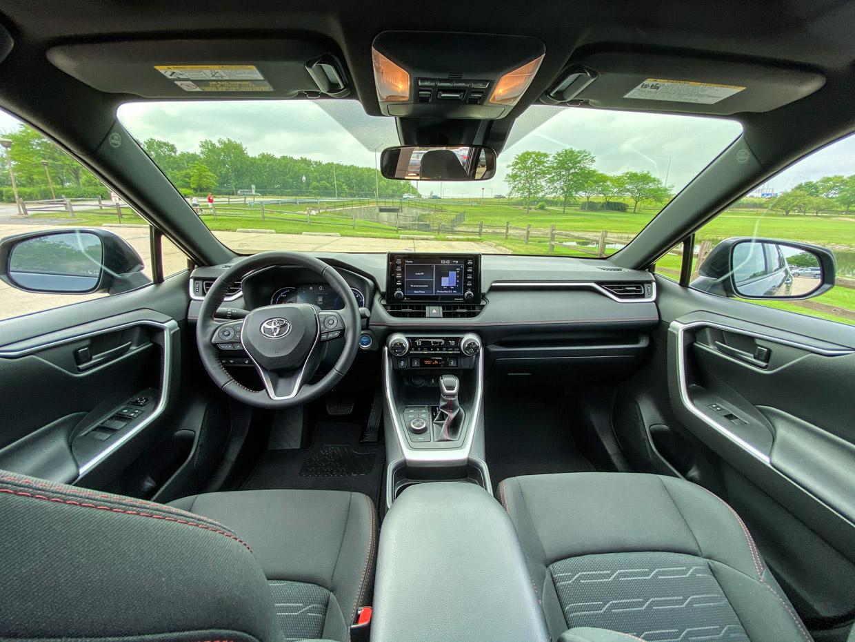 Driven: 2021 Toyota RAV4 Prime PHEV