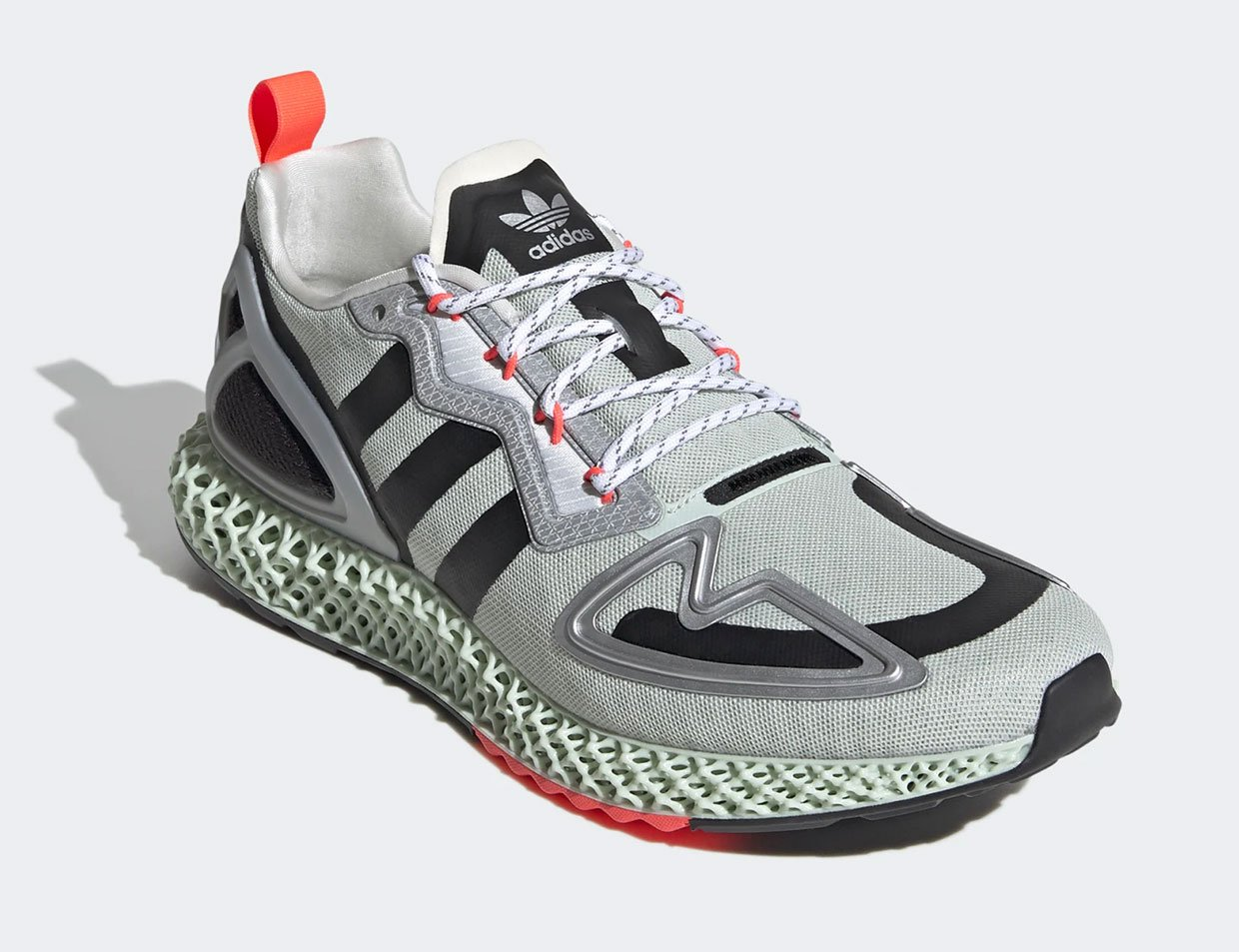 adidas ZX 2K 4D Running Shoes