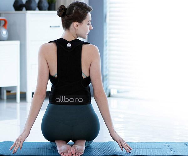 Albaro Air Posture Corrector