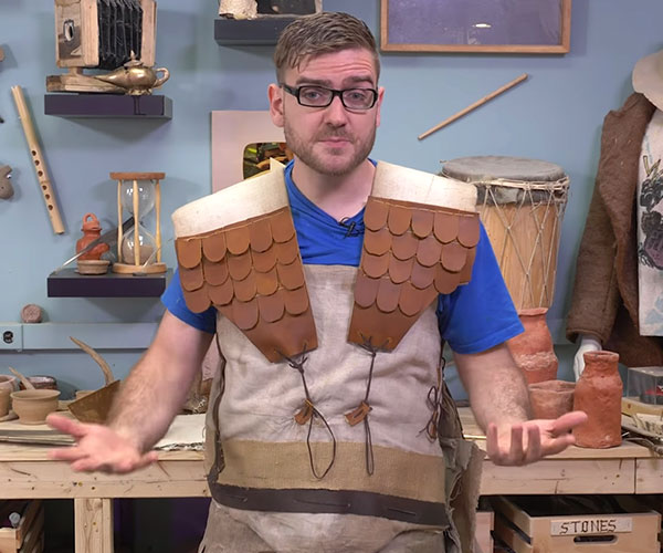 Ancient Bulletproof Vest