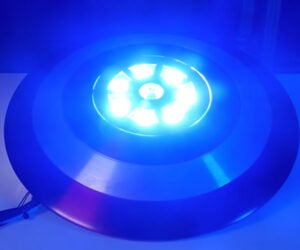 Making an Arc Reactor Shield