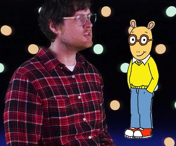 Arthur: Synthwave Edition