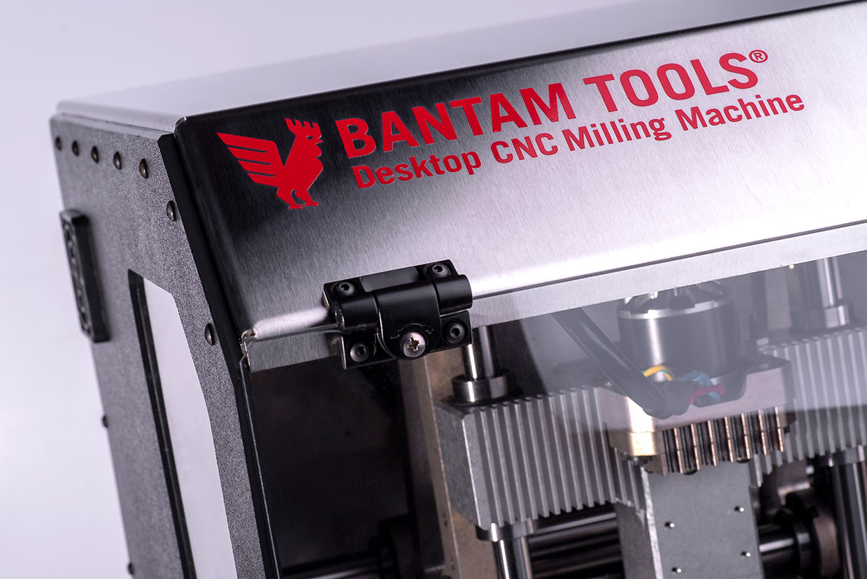 Bantam Tools Desktop Milling Machine