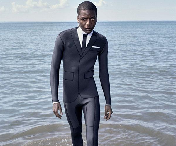 Business Suit Wetsuit