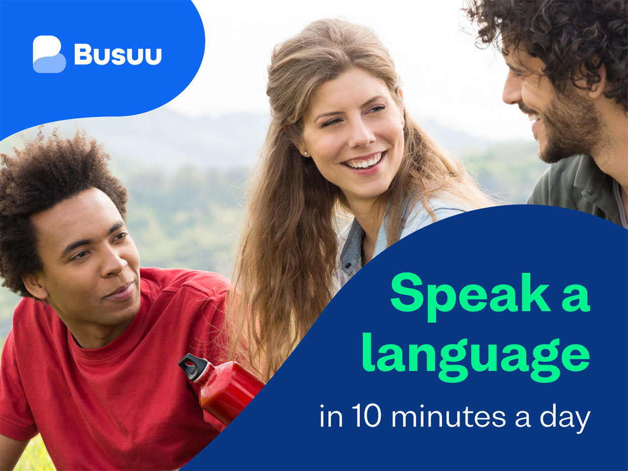 Busuu Language Learning