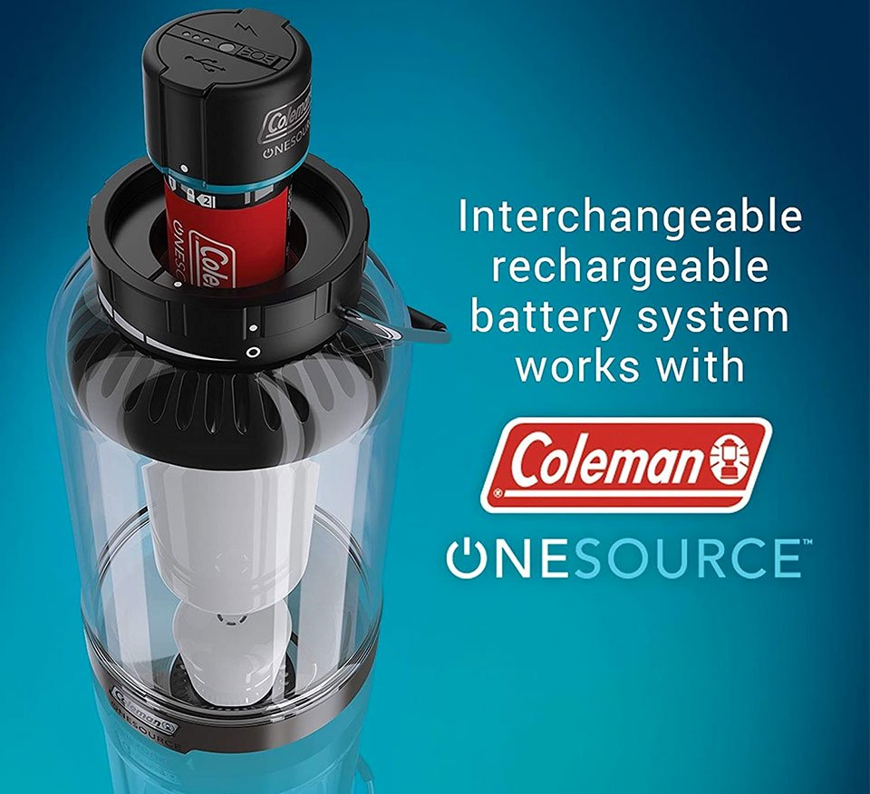 Coleman One Source Lantern