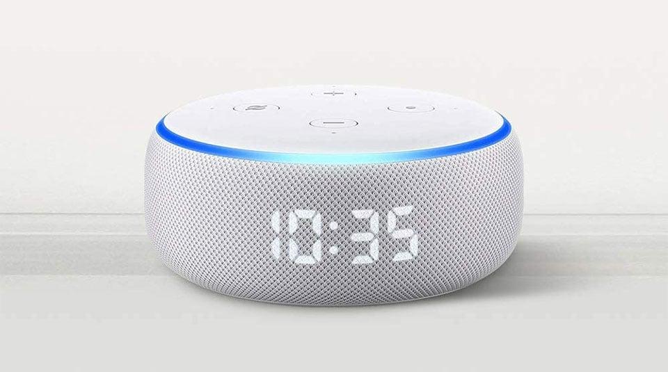 Echo Dot Clock Deal