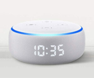 Echo Dot Clock Deal